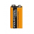 BATTERIA DURACELL INDUSTRIAL MN1604 9V (conf.10 pezzi)